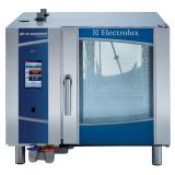 Конвекционная печь, газ(LPG), AOC 6GN1/1 Touchline, программирование, мультитаймер, 11 уровней влажности, мойка.автомат
