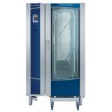 Конвекционная печь, газ(LPG), AOC 20GN1/1 Touchline, программирование, мультитаймер, 11 уровней влажности, мойка.автомат