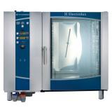 Конвекционная печь, газ, AOC 10GN2/1, 2-этап.программ., 11 уровней влажности, термощуп, мойка.автомат