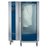 Конвекционная печь, газ, AOC 20GN2/1, 2-этап.программ., 11 уровней влажности, термощуп, мойка.автомат
