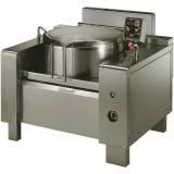 150/180-л газовая тигельная сковорода с мешалкой