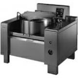 Сковорода электрическая 150 л IBRSE14SS c автоматическим опрокидыванием, устройство д/перемешивания