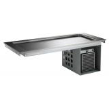 Ванна холодильная встраиваемая д/тарелок (4GN) D14RDP