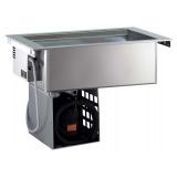 Ванна холодильная вентилируемая DI3RWV DROP-IN 340259