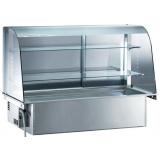 Ванна холодильная встраиваемая с открытой витриной (2GN) DIVRWD4R 340285 под вынос