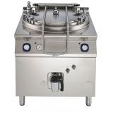 150-л газовый варочный котел косвенного нагрева с датчиком давления, автоклав