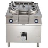 150-л газовый варочный котел прямого нагрева, автоклав