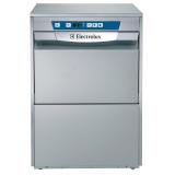 Компактная посудомоечная машина, изолированная, бойлер под давлением (4,5 кВт), 720 тарелок/час