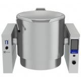 400-л электрический варочный котел с мешалкой, опрокидываемый, моноблок