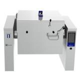 90-л электрическая тигельная сковорода (h), под давлением, функция конденсации пара, термощуп, опрокидываемая, моноблок