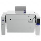 170-л газовая тигельная сковорода (h), под давлением, функция конденсации пара, опрокидываемая, моноблок