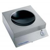 Плита индукционная WOK (5KW), 400V, 400 MM