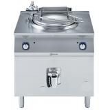 60-л газ.варочный котел косвенного нагрева с автоматическим доливом воды в рубашку и датчиком давления, однофазный 230V
