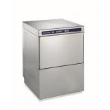 Компактная посудомоечная машина, усиленный бойлер под давлением 4,5 кВт, дренажная помпа,  540 тар/час