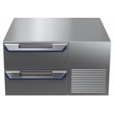 База-холодильник с 2 ящиками, габариты 1200*850*551
