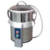 Машина для очистки раковин моллюсков, загрузка 5 кг, диск для поверхностной очистки раковин, встроенный фильтр (отлично подходит для средиземноморских моллюсков)