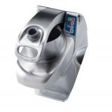 5,5-л куттер, вариатор скорости 300-3700 об/мин. Укомплектован микрозубчатым ножом и чашей и н/стали