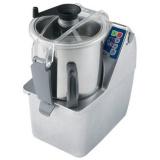 7-л куттер, вариатор скорости 300-3700 об/мин. Укомплектован микрозубчатым ножом и чашей и н/стали