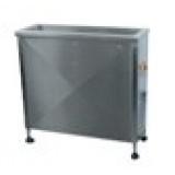 Приемная станция системы утилизации (980х360 мм) с помпой, 300 кг/час, моноблок