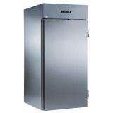 Однодверный холодильный шкаф для вкатной тележки 1600 л, +2 +10°C, н/сталь AISI 304, для работы с выносным агрегатом