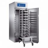 Однодверный холодильный шкаф 930 л для вкатной тележки, 0° +10°C, н/сталь AISI 304, электронное управление Smart