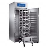 Однодверный холодильный шкаф 930 л для вкатной тележки, 0° +10°C, н/сталь AISI 304, электронное управление Smart, для работы с выносным агрегатом