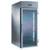 Холодильный шкаф для вкатной тележки 1600 л, 1 стеклянная дверь, +2° +10°C, н/сталь AISI 304