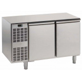 Двухдверный холодильный стол без столешницы, -2° +10°C, н/сталь AISI 304
