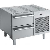 """Холодильно-морозильная подставка, 2 ящика, 36"""""""