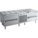 """Холодильно-морозильная подставка, 2 ящика, 84"""""""