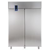 Двухдверный холодильный шкаф 1430 л (R290), -2° +10°C , цифровой дисплей, н/сталь AISI 304