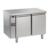 Двухдверный холодильный стол, -2° +10°C, н/сталь AISI 304, для работы с выносным агрегатом