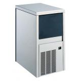 Ледогенератор Electrolux IMF28W (730009) водяного охлаждения с бункером на 8 кг, 25 кг/сут (пустотелые кубики)