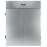 Двухдверный холодильный шкаф для вкатной тележки 2700 л, +2° +10°C, н/сталь AISI 304
