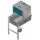 Зона предварительной мойки для конвейера, л>п, 600 мм