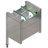 Привод, кордовый конвейер (кассеты), п/м машины со скоростью менее (равной) 180 кассет/час, л>п, 400 мм