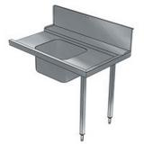 Стол для грязн.посуды с ванной BHHPTB12R