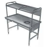 Сортировочный стол, п>л, 1700x1100 мм