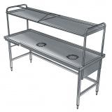 Сортировочный стол, п>л, 2700x1100 мм