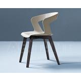 СТУЛ IBIS 139 ОПОРЫ ДЕРЕВО