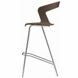 СТУЛ БАРНЫЙ IBIS 302 H1080/750, ХРОМ