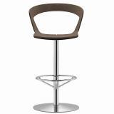 СТУЛ БАРНЫЙ IBIS 303  H1090/740, ХРОМ