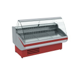 Витрина холодильная ВПС 0,64-1,10 (Gamma-2 1500) (RAL 3004)