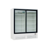 Шкаф холод. высокотемп. ШВУП1ТУ-0,8К(В/Prm) (Duet G2-0,8 со стекл. дверьми)