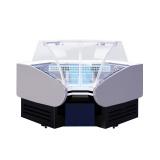 Витрина холодильная ВПС 0,162-1,08 (Magnum IC 90 Д) (RAL 7016)