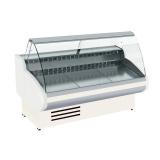 Витрина холодильная ВПС 0,64-1,10 (Gamma-2 1500) (RAL 9010 всё белое)