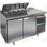 SL1-11SN стол холодильный для салатов (саладетта)