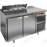 SL2-11SN стол холодильный для салатов (саладетта)