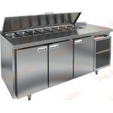 SL1-111GN стол холодильный для салатов (саладетта)