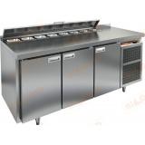 SL2-111GN стол холодильный для салатов (саладетта)